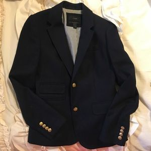 JCrew Women's School Boy Blazer - Size 0